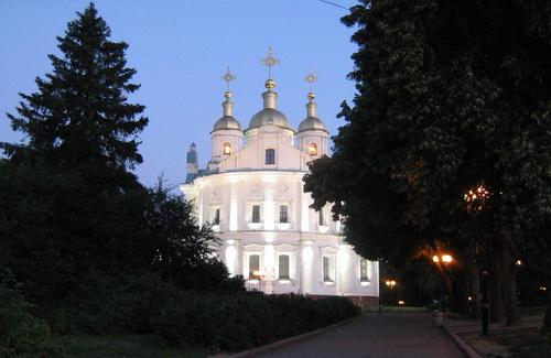 Свято-Успенський собор у Полтаві