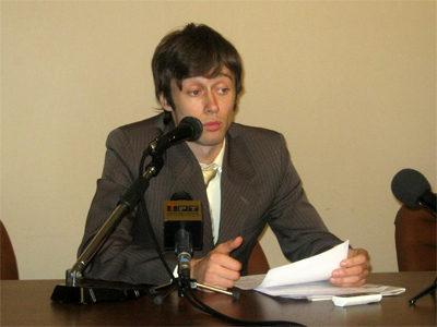 Максим Кузьменко
