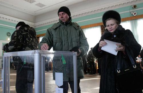 31 жовтня на Полтавщині можна проголосувати і без паспорта