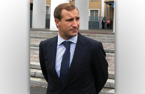 Президента «Ворсклы» Бабаева сняли с выборов в канун дня рождения