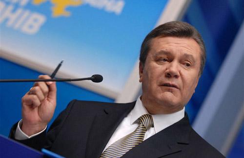 Янукович наказав губернаторам не втручатися у виборчий процес