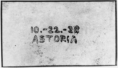 Первая ксерокопия