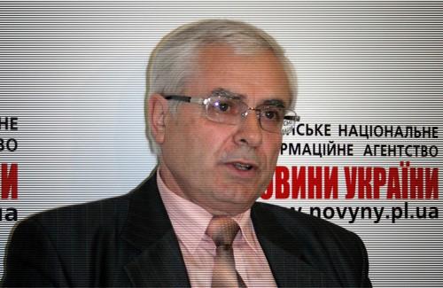 Микола Лебедик