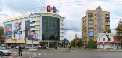 «Конкорд» у Полтаві