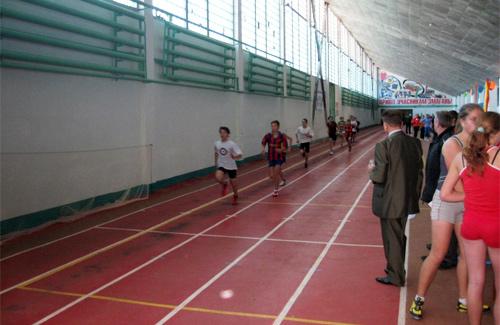 У Полтаві проходить турнір на призи легендарного спринтера Леоніда Бартенєва