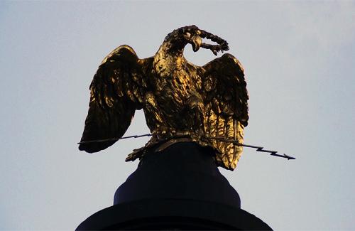 Памятник Славы в Полтаве