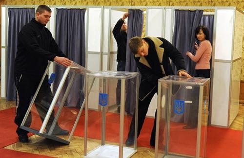 Виборчі дільниці Полтави до виборів готові