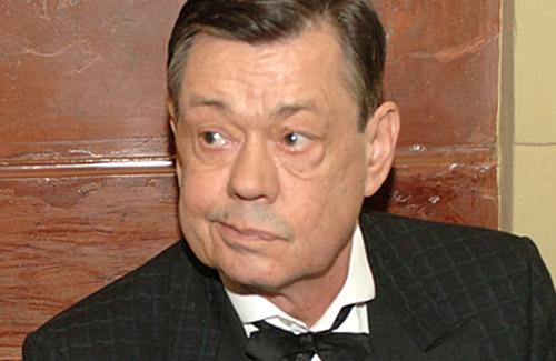 Караченцов снялся в 100 фильмах и играл в теннис с Ельциным