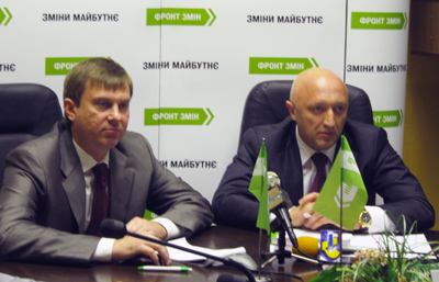 Андрій Мартенс та Валерій Головко