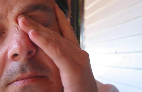 Синдром хронической усталости — от выборов в том числе