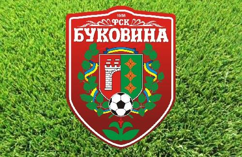 Емблема ФСК «Буковина» з 2009 року