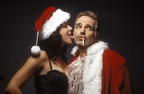 Постер до фільму «Поганий Санта»