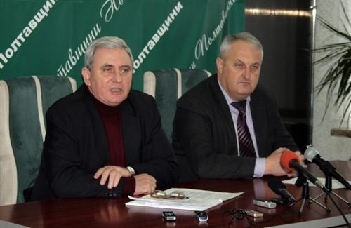 Володимир Андрієнко та Олександр Сень