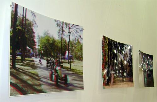 Выставка «Третье измерение фотографии» в ТРЦ «Экватор»