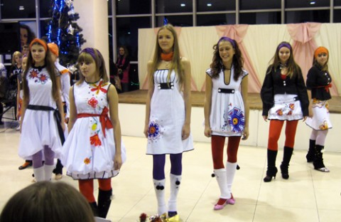 Конкурс красоты в ТРЦ «Киев»