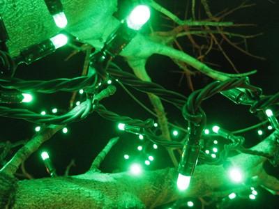 Светодиодные, используемые для украшения деревьев