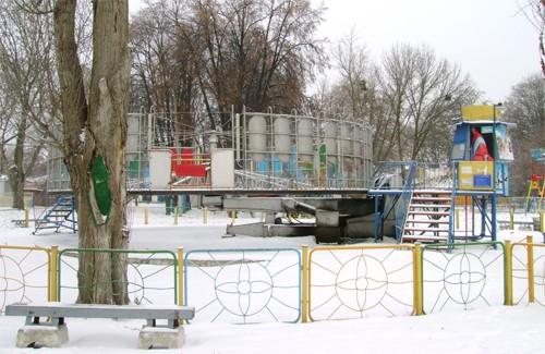 Центральный парк культуры и отдыха «Перемога» (г. Полтава)