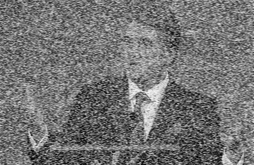 Збій під час трансляції виступу Віктора Ющенка у Полтаві
