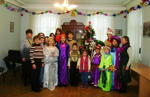 Детский и юношеский клуб «Юный друг» в музее В.Г. Короленко