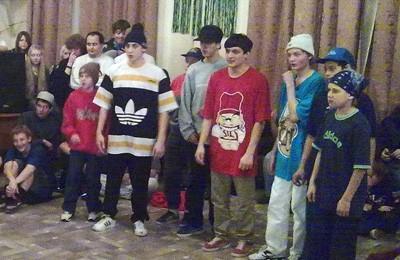 Брейкданс-фестиваль «Циклофазатрон» в Полтаве