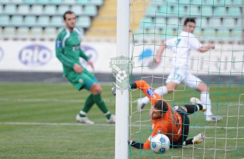 Гол Ахмеда Янузи в матче «Ворскла» — «Карпаты»