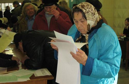 Рада Європи: вибори в Україні не відповідали європейським стандартам