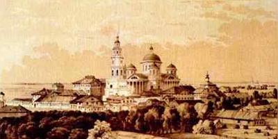 Казанский Богородичный Монастырь