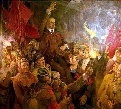 Владимир Ленин потребовал развернуть практическую подготовку к восстанию