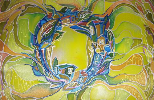Малюнок 15-річної Катерини Квасневської