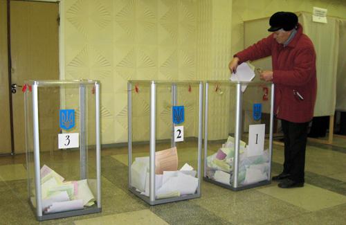 Результати виборів на одній із дільниць Полтави перерахують