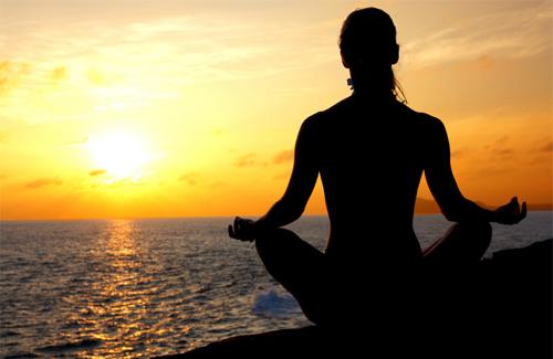 Медитация как лекарство от стрессов