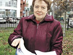 Нина Кошечкина вытерпела жуткие боли и теперь добивается справедливости
