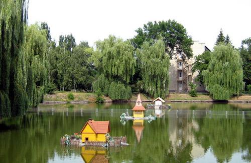 Курортна зона м. Миргород