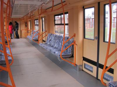 Крюковский вагонный завод выпустил 11 пассажирских вагонов для «Укрзалізниці»