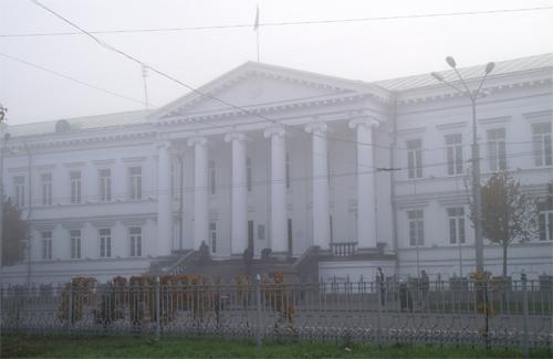 26 листопада відбудеться перша сесія нового складу Полтавської міської ради