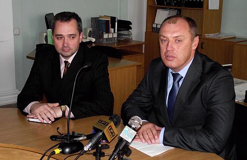 Юрий Исаев и Александр Мамай