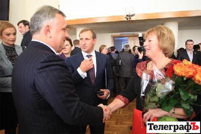 Депутаты Кременчугского горсовета провели первое пленарное заседание