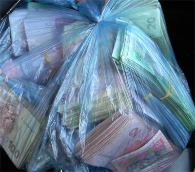 Податківці вилучили з «тіні» 25 мільйонів гривень