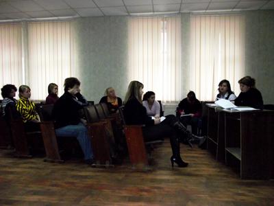 Заради відновлення справедливості працівники влаштували збори трудового колективу