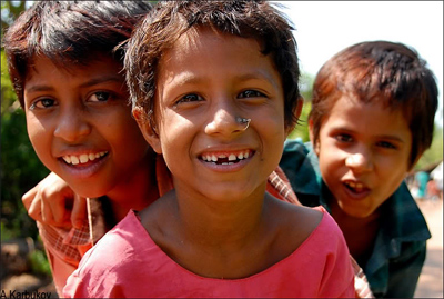 Сегодня в Индии — День детей