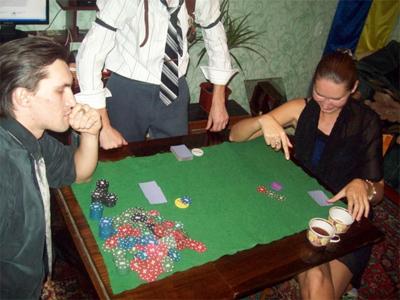 «Мафиозные» разборки в Полтаве
