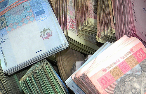 «Кидалово» в 144 тыс. гривен