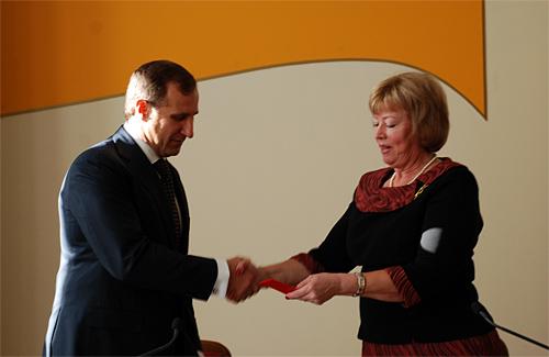 Олег Бабаев и Светлана Усенко