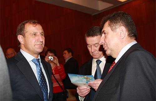 В Кременчуге много проектов, которые нуждаются в поддержке областной власти