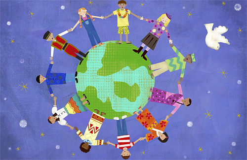Сегодня — Всемирный день детей