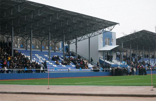 Городской стадион ФК «Кремень»