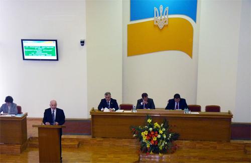 Василий Ивко — как был секретарём горсовета, так им и остался