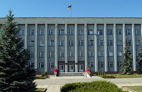 Комсомольська міська рада