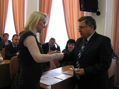 Ірина Климко та Григорій Олійник