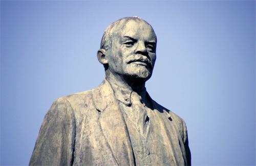 Пам'ятник Леніну в Полтаві